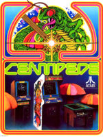 Centipede — 1981 at Barcade® at St. Mark's Place in New York, NY