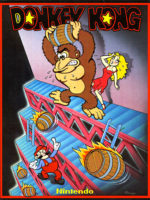 Donkey Kong — 1981 at Barcade® at St. Mark's Place in New York, NY