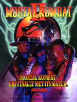 Mortal Kombat II — 1993 at Barcade® at St. Mark's Place in New York, NY