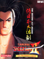 Samurai Shodown II — 1994 at Barcade® at St. Mark's Place in New York, NY