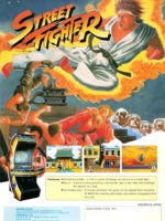 Street Fighter — 1987 at Barcade® at St. Mark's Place in New York, NY