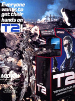 Terminator 2 — 1991at Barcade® at St. Mark's Place in New York, NY