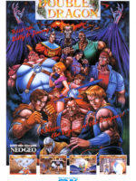 Double Dragon — 1995 at Barcade® at St. Mark's Place in New York, NY