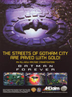 Batman Forever — 2007 at Barcade® at St. Mark's Place in New York, NY