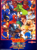Marvel Vs. Capcom: Clash of Super Heroes — 1998 at Barcade® at St. Mark's Place in New York, NY