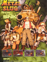 Metal Slug X — 1999 at Barcade® at St. Mark's Place in New York, NY