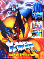 X-Men: Children Of The Atom — 1993 at Barcade® at St. Mark's Place in New York, NY