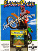 Enduro Racer — 1986 at Barcade® at Barcade® at St. Mark's Place in New York, NY | arcade video game