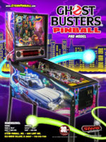Ghostbusters (pinball) — 2016 at Barcade® at St. Mark's Place in New York, New York