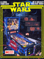 Star Wars (pinball) — 1992 at Barcade® at St. Mark's Place in New York, New York