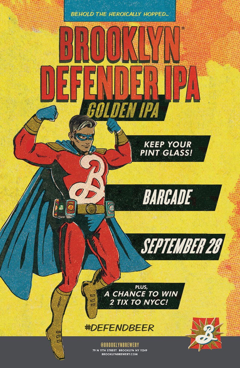 Brooklyn Defender Pint Night 2017!