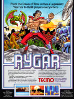 Rygar — 1986 at Barcade® at St. Mark's Place in New York, NY | arcade video game