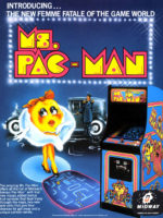 Ms. Pac-Man — 1981 at Barcade® at St. Mark's Place in New York, NY