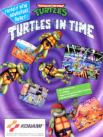 Teenage Mutant Ninja Turtles: Turtles In Time — 1991at Barcade® at St. Mark's Place in New York, NY