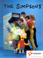 The Simpsons — 1991at Barcade® at St. Mark's Place in New York, NY