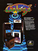 Galaga — 1981 at Barcade® at St. Mark's Place in New York, NY | arcade video game