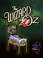 The Wizard of Oz (pinball) — 2013 at Barcade® at St. Mark's Place in New York, New York