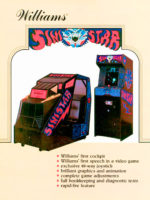Sinistar — 1982 at Barcade® at St. Mark's Place in New York, NY | arcade video game