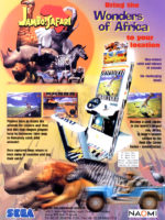 Jambo! Safari — 1999 at Barcade® at St. Mark's Place in New York, NY | arcade video game