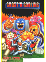 Ghosts 'N Goblins — 1985 at Barcade® at St. Mark's Place in New York, NY | arcade video game