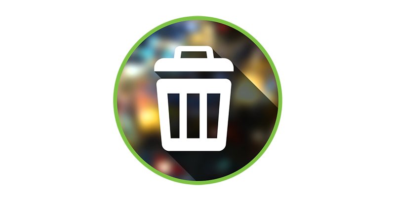 Barcade Eco-Friendly Icon | Waste Diversion