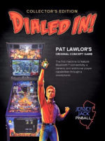 Dialed In! (pinball) — 2017 at Barcade® at St. Mark's Place in New York, New York
