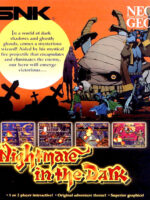 Nightmare In The Dark — 2000 at Barcade® at St. Mark's Place in New York, NY | arcade video game flyer graphic