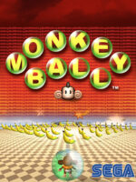 MonkeyBall — 2000   2000 at Barcade® at St. Mark's Place in New York, NY   arcade video game flyer graphic